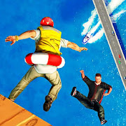 Ragdoll Fall Action Crazy Stunts Adventure
