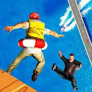Ragdoll Fall Action Crazy Stunts Adventure