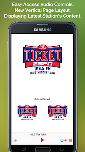 106.5 The Ticket- screenshot thumbnail