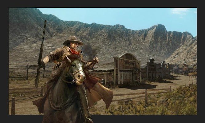 Cowboys From Wild West - screenshot