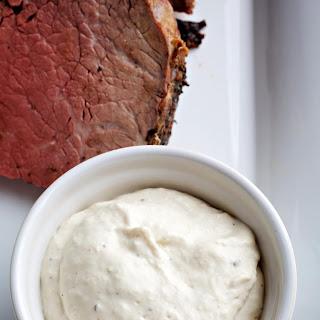 Horseradish Sauce Recipe