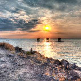 by Christof Mahengkeng - Landscapes Sunsets & Sunrises