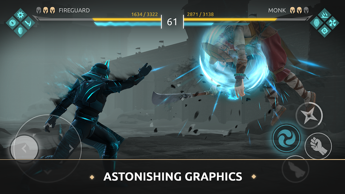 Shadow Fight Arena APK 1.2.1 2