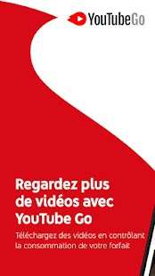 YouTube Go Capture d'écran
