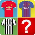 Guess the football club shirt 2017/2018 icon