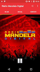 Rádio Mandela Digital- screenshot thumbnail