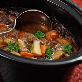Slow Cooker Beef Stew.