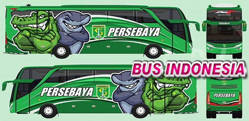 Download Livery Bus Simulator Persebaya