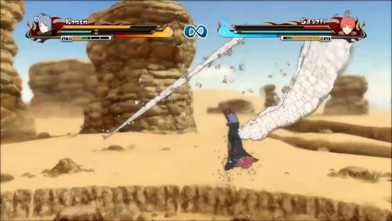 Hint Naruto Ultimate Ninja Storm - náhled