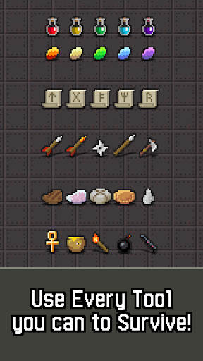 Shattered Pixel Dungeon: Roguelike Dungeon Crawler 0.8.0a screenshots 5