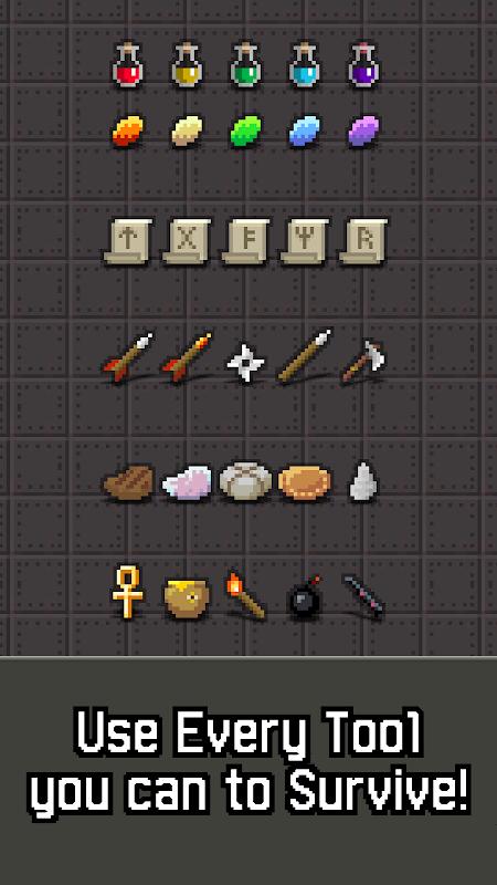 Shattered Pixel Dungeon screenshots
