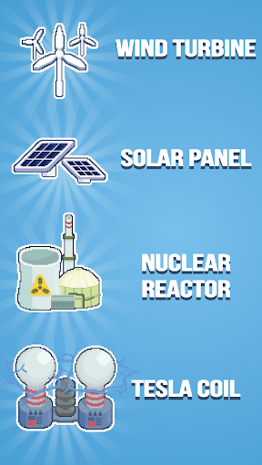 Reactor - Idle Tycoon. Energy Business Manager. - screenshot