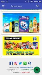 SmartKart - náhled
