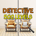 Find The Difference - Detective 500 Levels icon