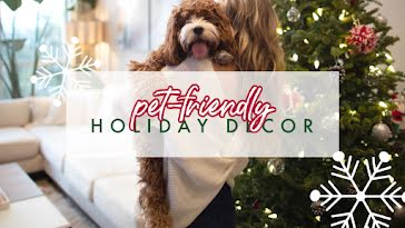 Pet-Friendly Holiday Decor - Christmas Template