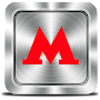 Moscow metro map by Bensoft - free applications for Android APK icon
