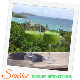 Food Babe's Sunrise Green Smoothie