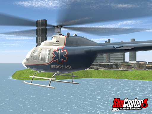 Helicopter Simulator SimCopter 2015 Free  screenshots 14