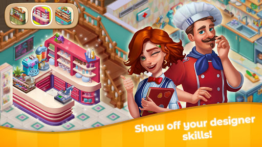 Cooking Paradise - Puzzle Match-3 game apktram screenshots 5