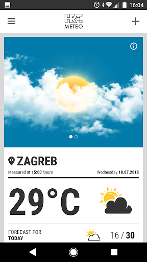 HRT METEO 3.1.9 screenshots 1