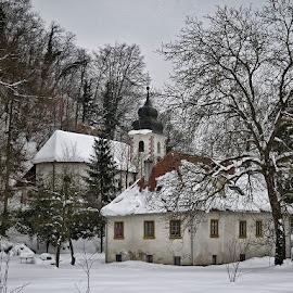 Samobor by Dunja Kolar - City,  Street & Park  Vistas ( samobor, croatia )