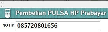 pulsa pling murah
