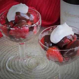 Strawberry Whipped Cream Dessert Recipes.