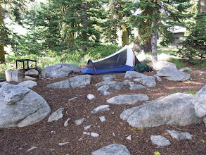 Photo: Mt. Ashland campground