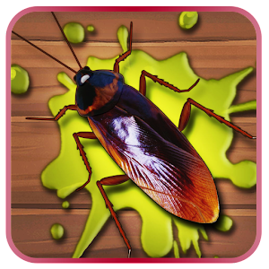 Tap Cockroach Smasher Game