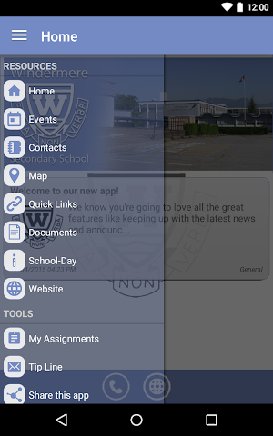 android Windermere Secondary Screenshot 4