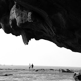 The shed by Abhijit Chattopadhyay - Landscapes Caves & Formations