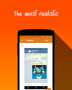 Yazzy (Fake Conversations) Apk  Download For Android 2