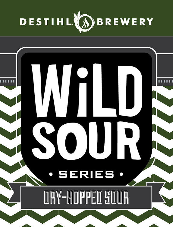 Logo of DESTIHL Wild Sour Series: Dry-Hopped Sour