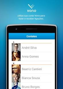 Vono - VoIP- screenshot thumbnail