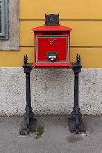 Photo: Mailbox?