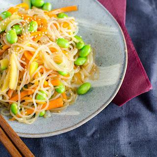 Sukiyaki Shirataki Noodles.