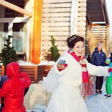 Wedding photographer Ekaterina Nikolaeva (eknikolaeva). Photo of 25.02.2013