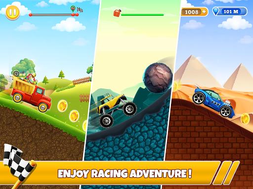 Kids Car Hill Racing: Games For Boys screenshots 6