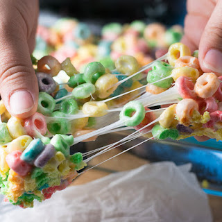 Fruit Loops Cereal Recipes.