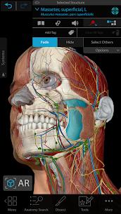 Human Anatomy Atlas 2021 v2021.0.16 Full Apk + DATA Free Download 1