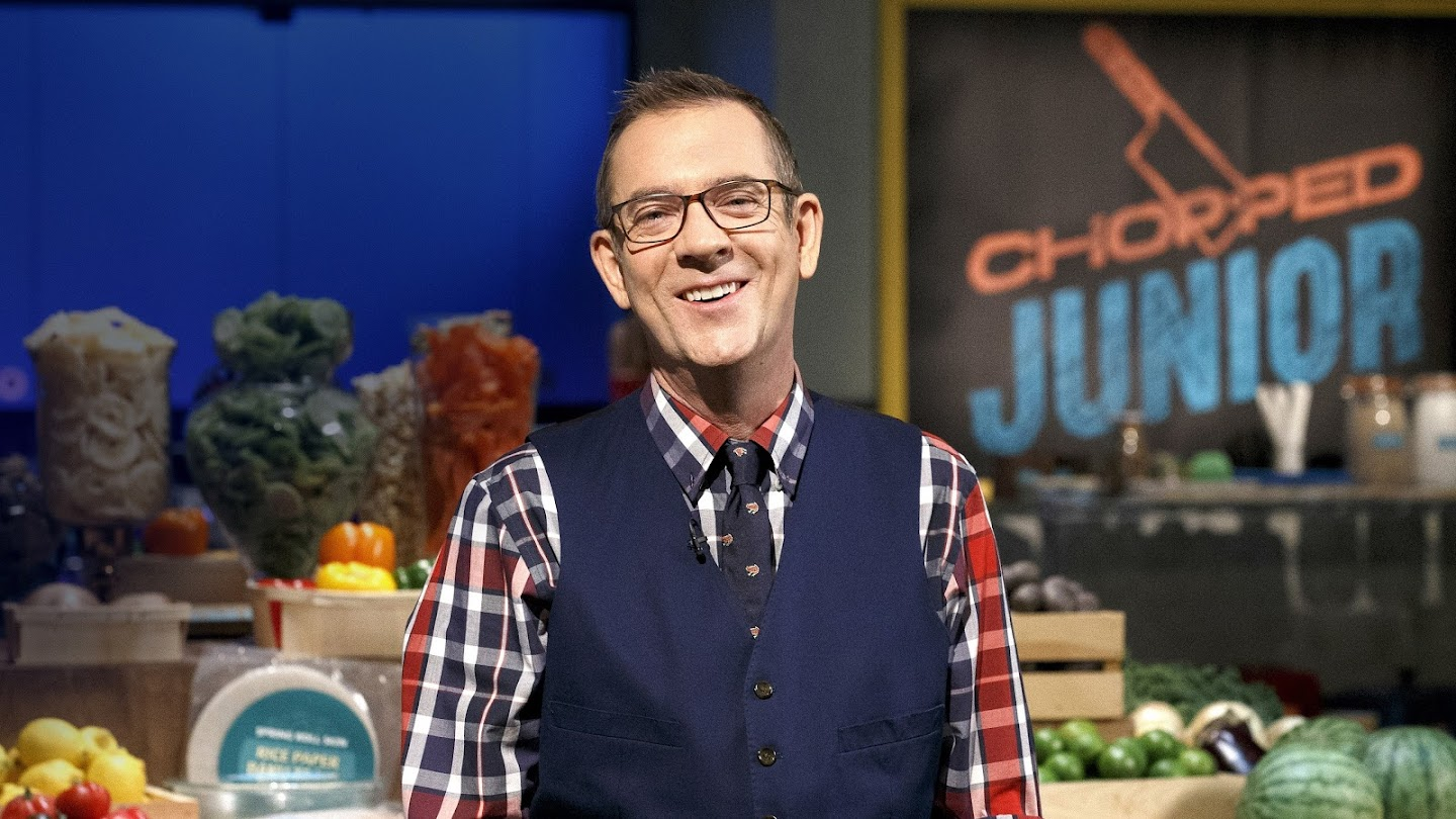 Watch Chopped Junior live