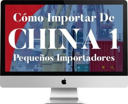 IMPORTAR DE CHINA 1