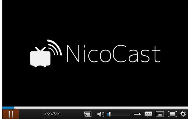 nicoCast