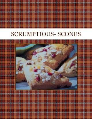 SCRUMPTIOUS- SCONES
