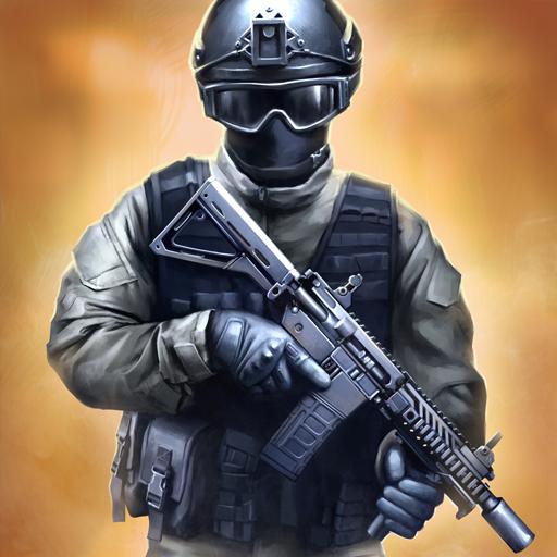 Crime Revolt 3D Online Shooter
