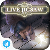 Live Jigsaws - Fairies Trail