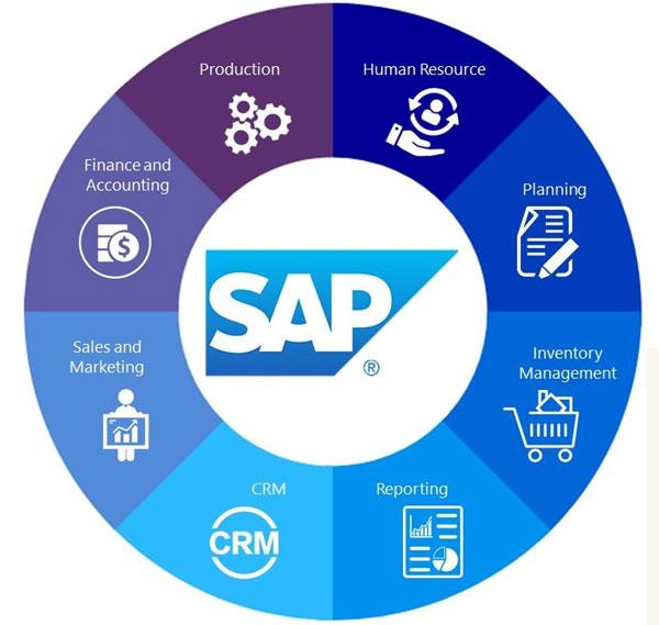SAP cho phép phân tích nguồn doanh thu, dự báo lợi nhuận, phát hiện cơ hội thông qua các báo cáo và những bảng chỉ số
