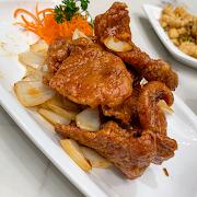 J1. Fried Pork Chop