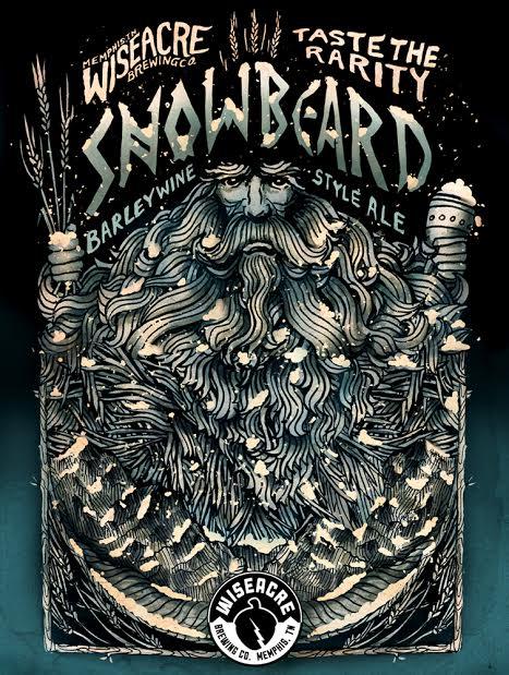 Logo of Wiseacre Snowbeard Barleywine Style Ale