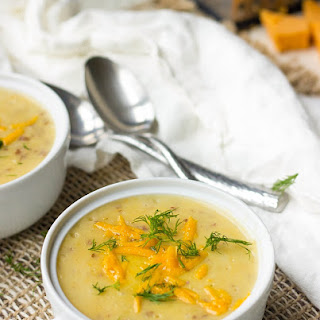 Cream Of Potato Soup Half And Half Recipes